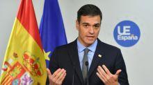 Sánchez anuncia que gobierno español presentará sus presupuestos en enero
