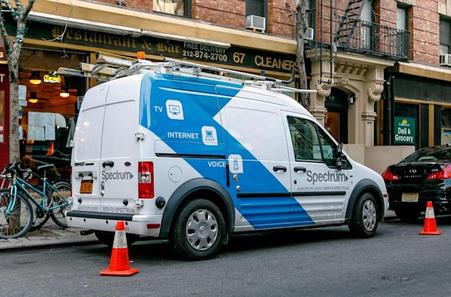 New York kicks Spectrum out of the state for 'recurring failures'