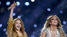 Só Shakira e J-Lo poderiam proporcionar estes momentos no show do intervalo do Super Bowl