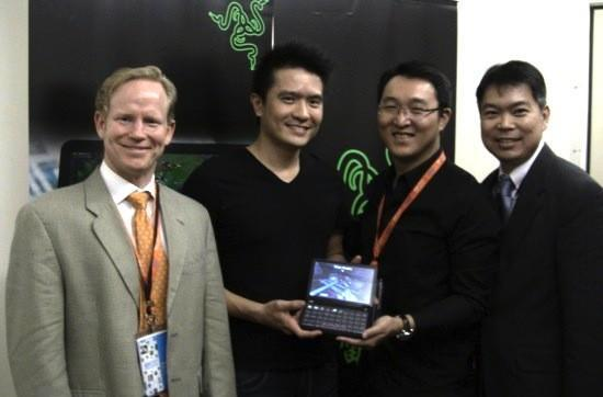 Razer Switchblade headed to China with help from Intel and Tencent