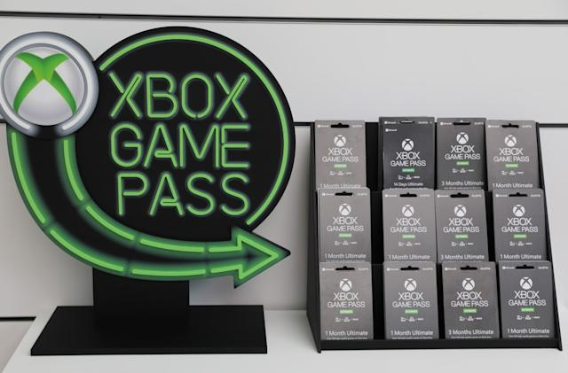 Microsoft lets Xbox Game Pass holders support their favorite Mixer streamers