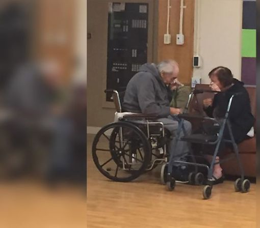 This couple has been together 62 years and are now separated for the saddest reasons