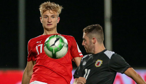 Bundesliga: ÖFB-Talent Posch bekommt Profivertrag bei Hoffenheim