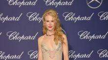 Nicole Kidman: Un creativo lienzo de Dior