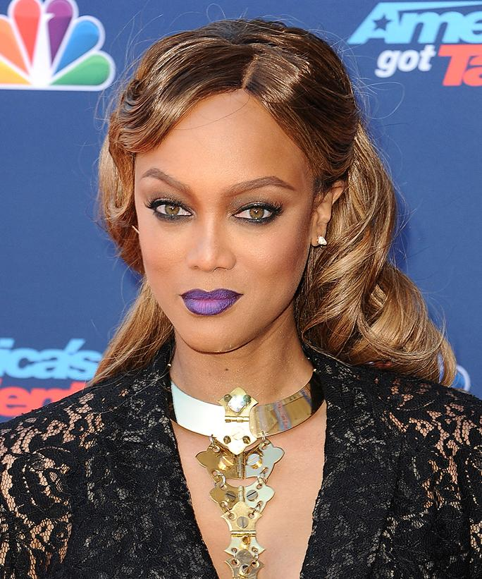 Tyra Banks Show: Tyra Banks Announces ANTM Will No Longer Have Upper Age Limit
