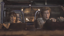 'Solo: A Star Wars Story' release date brought FORWARD in the UK