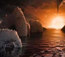 Seven Earth-sized planets orbit an alien star only 40 light-years away