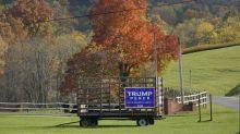 """Trump va por el """"voto oculto"""" de nuevos adeptos a su causa"""