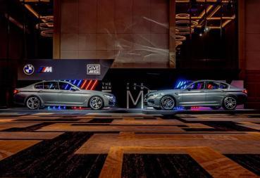 【新車登場】性能雙雄!全新BMW M5 & M550i