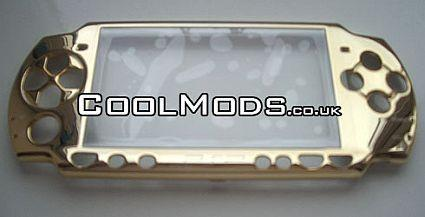 Faceplates available for hardcore PSP-2000 owners