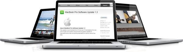 Apple issues software update for new 15- and 17-inch MacBook Pros