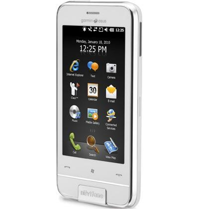 Garmin-Asus nuvifone M10 offers Windows Mobile 6.5.3 with an obsession for navigation