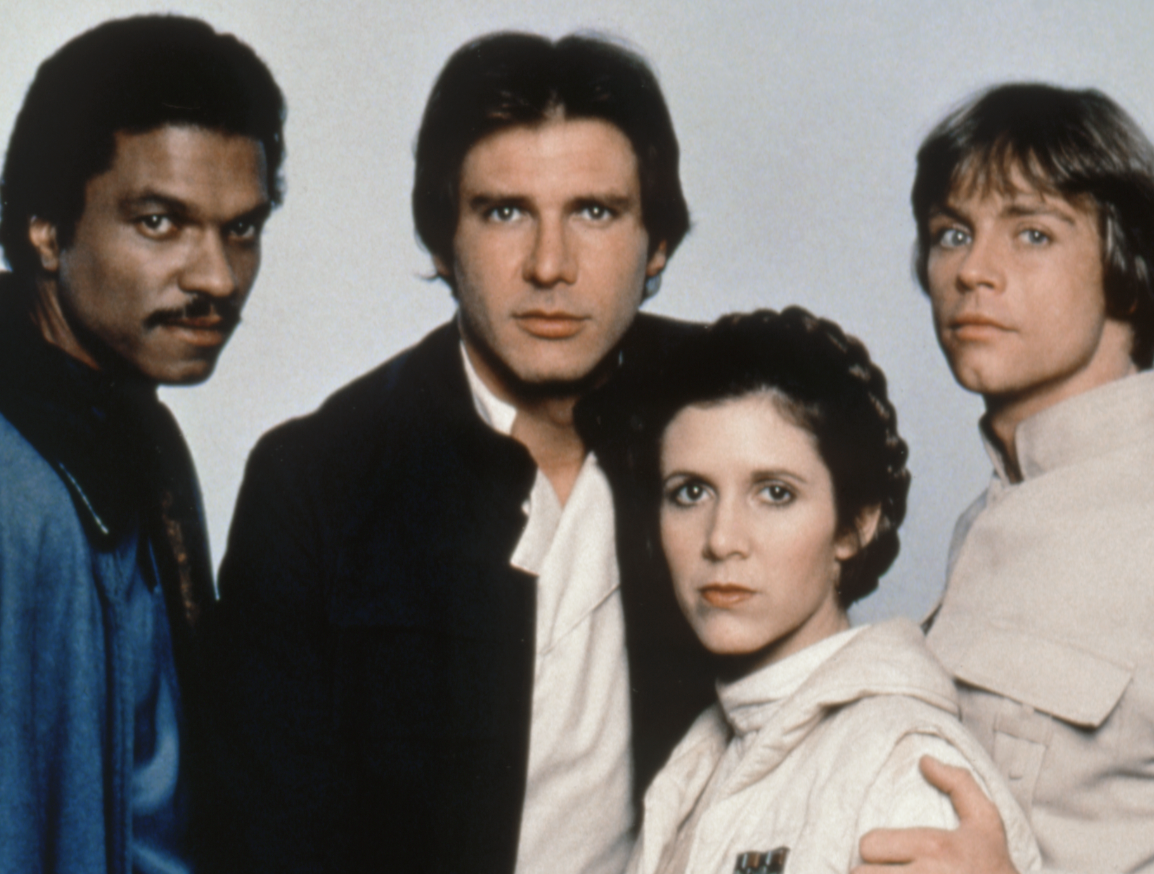 Billy Dee Williams pranked 'Star Wars' co-star Mark Hamill before royal meeting ...