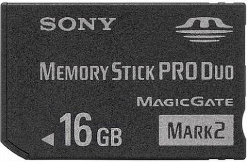 Sony's new $300, 16GB Memory Stick