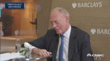British banks could benefit from US-China trade war: Barclays chairman