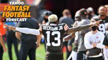Fantasy Football Forecast: Week 4 recap — Welcome Back OBJ and Mixon!