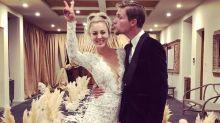 Big Bang Theory star's wedding video will make you cry