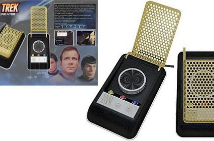 Star Trek USB Communicator dials up galactic jetsetters