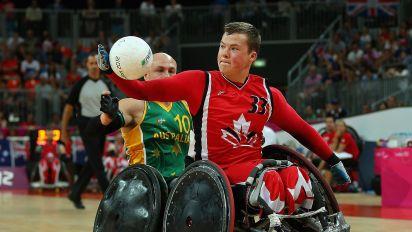 Summit in reach for Canadian 'murderball' team
