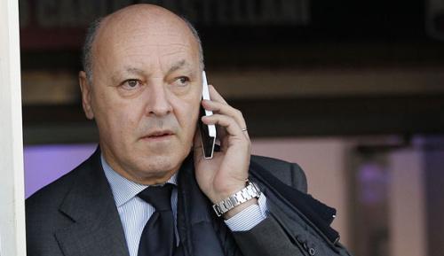 Serie A: Juve: Manager Marotta bestätigt Interesse an Sampdorias Schick