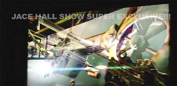 Jace Hall Show offers brief look at unannounced Warner Bros. shooter