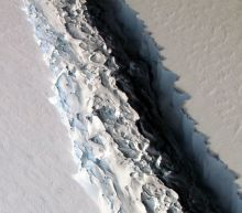 One of the largest icebergs ever seen is even closer to breaking off Antarctica