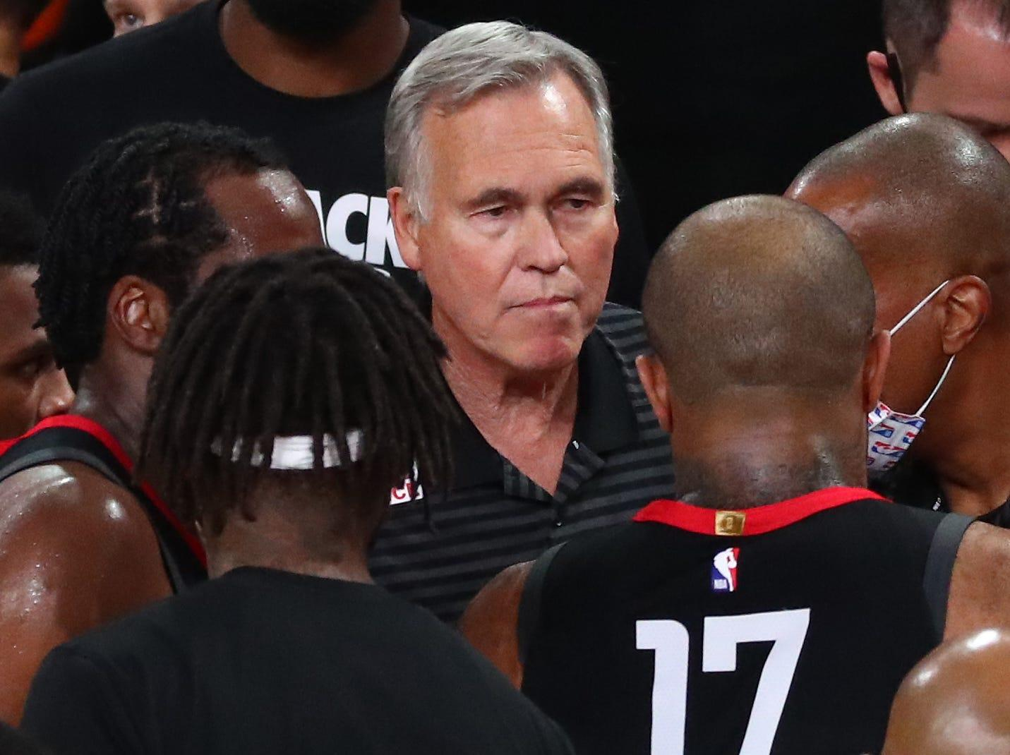 Opinion: Why the Rockets should make coach Mike D'Antoni part of their long-term future