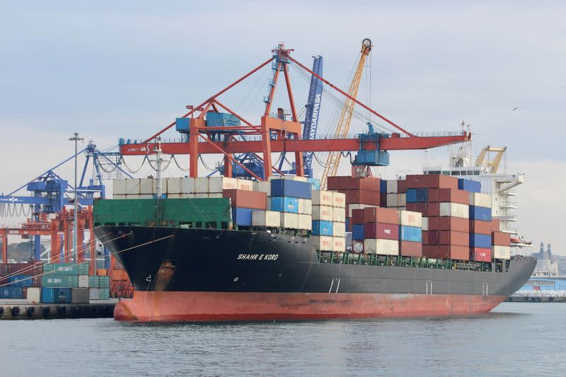 Iranian investigator says Israel likely behind container ...