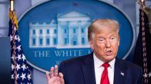 Las 10 conspiraciones más salvajes y locas de Trump de las últimas semanas
