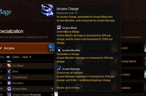 Arcane Brilliance: MoP talent calculator changes for mages, part 2