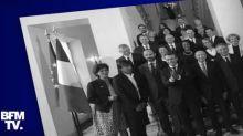 AVANT/APRÈS. Seuls 8 ministres du premier gouvernement ont survécu à tous les remaniements