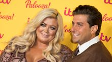 Gemma Collins is 'still communicating' with ex-boyfriend Arg during her 'soul searching' break in the US