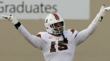 2021 NFL draft: Miami's Jaelan Phillips looks like a 1st-round star, but character, medical issues could cause slide