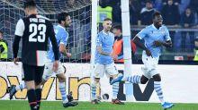 Lazio end Juventus' unbeaten Serie A run