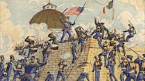 When the U.S. was conqueror of Mexico