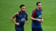 Neymar and Di Maria return to PSG squad after coronavirus quarantine