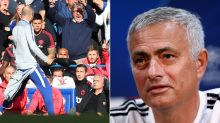 Mourinho defends Chelsea coach over ugly sideline spat