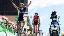 Yates takes stage and leads Tour of Romandie