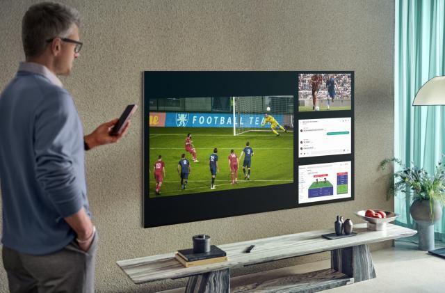 Samsung's 8K Neo QLED TV lineup starts at $3,500