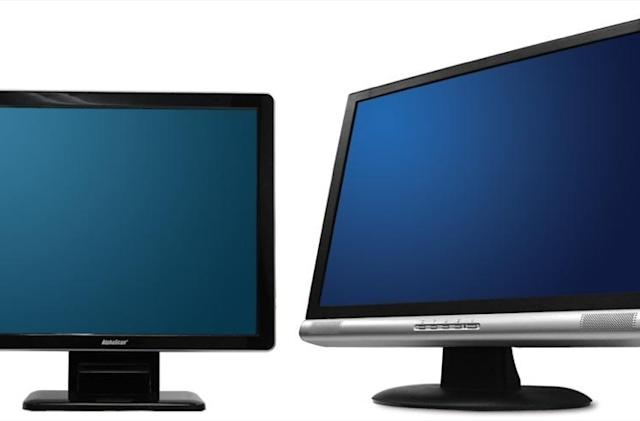 Adelpia's AlphaScan 19-inch and 22-inch LCDs