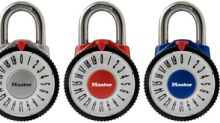 Master Lock Enhances Classic Lock Design With Launch Of Magnification Combination Padlock