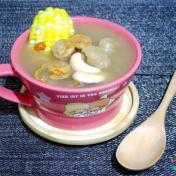 【清肝明目】日月魚清補涼杞子素湯