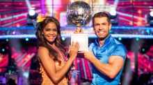 'Strictly': Kelvin Fletcher and Oti Mabuse are crowned the winners in emotional final