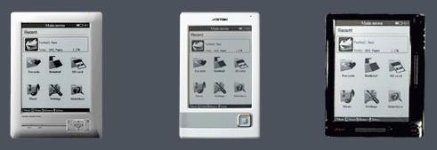 Astak Mentor e-book reader comes in at under $200
