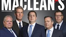 Conservative Premiers Walk Back 2018 Maclean's 'Resistance' Cover