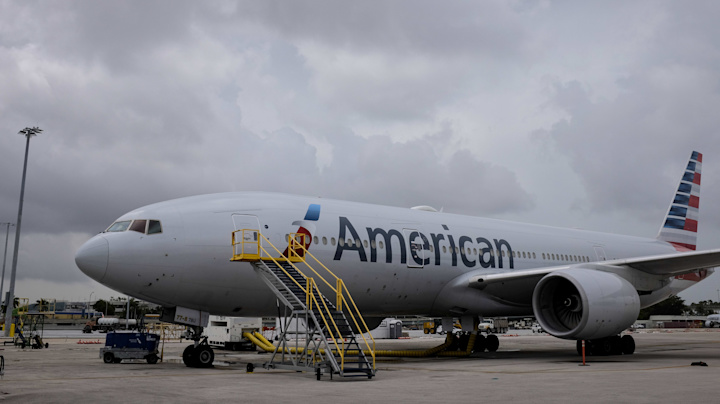 As travel spikes, airlines struggle to meet demand