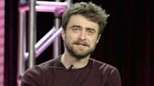 Daniel Radcliffe says he coped with Harry Potter fame by getting 'very drunk'
