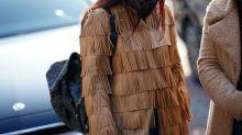 Les franges, la tendance mode que vous allez voir partout cet automne