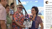 Penélope Cruz se desprende del glamour para rodar con Almodóvar