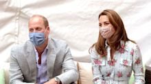Kate Middleton, Prince William Lose It After Woman Says They're 'S**tty' At Bingo